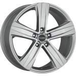 MAK alumiinivanne Stone 5 Silver, 15x6. 0 5x139. 7 ET0 keskireikä 08