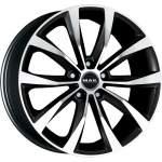MAK alumiinivanne WOLF BLACK MIRROR, 16x6. 5 5x114. 3 ET40