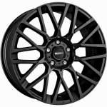 MOMO alumiinivanne Revenge Black, 17x7. 0 5x100 ET35 keskireikä 72