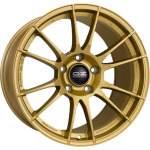 OZ alumiinivanne Racing Ultralegg Gold, 17x8. 0 5x114. 3 ET48