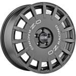 OZ alumiinivanne Rally Racing Graphite, 18x8. 0 5x120 ET45 keskireikä 79
