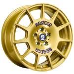 OZ alumiinivanne Sparco Terra Gold, 17x7. 5 5x100 ET48
