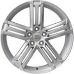 Disks WSP alumiinivanne WSP Nisida Golf R Silver, 19x8. 0 5x112 ET41
