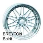 BREYTON alumiinivanne Spirit, 20x9. 5 ET keskireikä 00