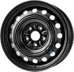 KRONPRINZ 6, 50Jx16CH; 5x114, 3x60; ET 39; teräsvanne: Toyota Avensis III
